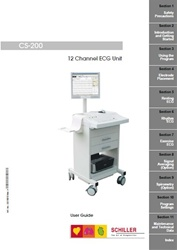User Manual for Schiller CS-200 v2.6 or above (Electronic Edition)