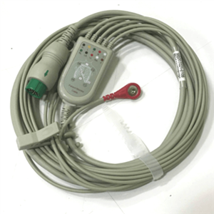 5 Lead ECG Cable & Leads V2 monitors