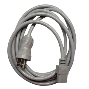 Medical / Hospital Grade Power Cable, 115VAC 8 Ft