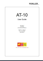 User Manual for AT-10 ECG & Combo Units (Electronic Edition)