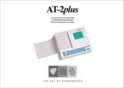 User Manual for AT-2 Plus ECG & Spirometry Combo (Electronic Edition)