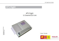 User Manual for AT-2 Light ECG (Electronic Edition)