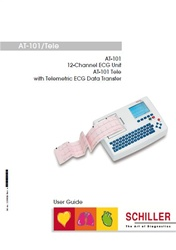 User Manual for AT-101/AT-101 Tele ECG (Electronic Edition)